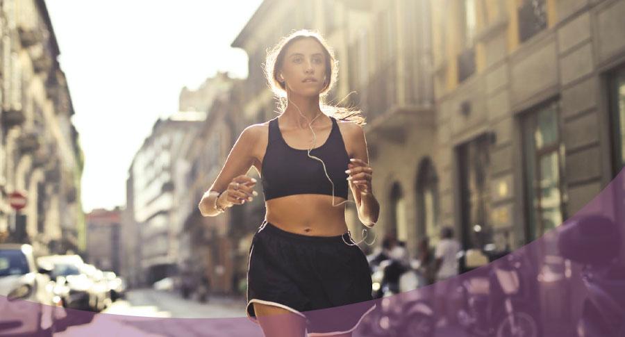 Enjoy the Benefits of Running